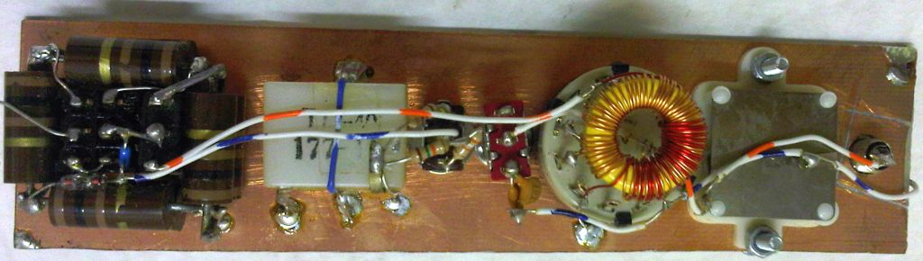 You are browsing images from the article: Antenna tuning unit