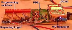DDS expérimental de G0UPL