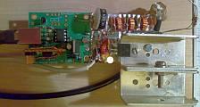Emetteur QRSS à base de Si570 par G0UPL