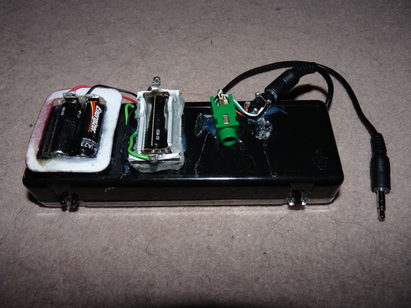 You are browsing images from the article: VFD graphic equaliser