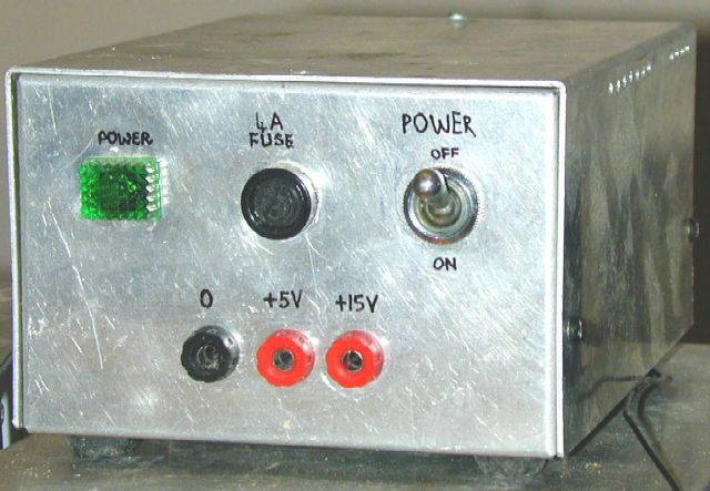 You are browsing images from the article: Power Supply
