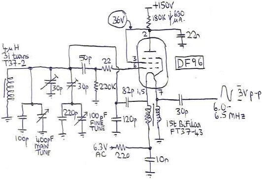 You are browsing images from the article: DF96 VFO and logger